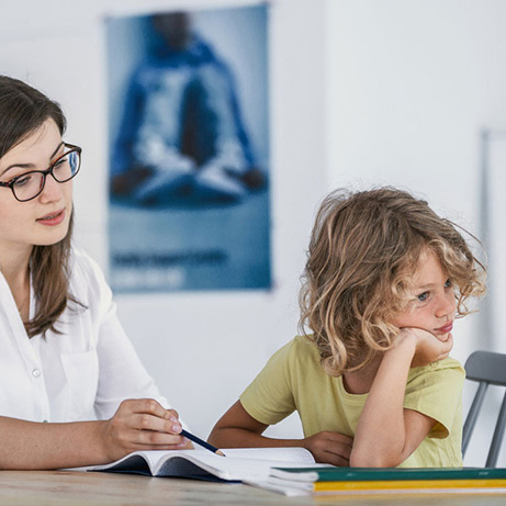 ADHD Therapy Charlotte NC for Children